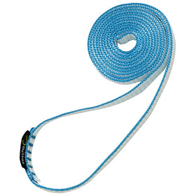 Edelrid Dyneema 11mm 120cm blue/white
